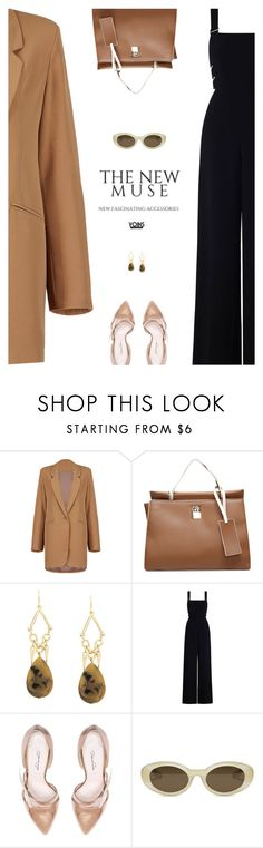 """""""Yoins °8"""" by monazor ❤ liked on Polyvore featuring Zimmermann, Oscar de la Renta and Elizabeth and James"""