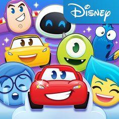 Disney Emoji Blitz with Pixar MOD APK Unlimited Money games puzzle Disney Cars, Disney Pixar, Rapunzel, Beloved Film, Disney Cookies, Money Games, Tsumtsum, New Emojis, Disney Tsum Tsum