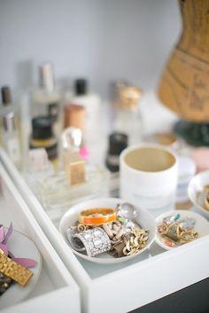 Dresser Styling Ideas | Jewelry Organization | POPSUGAR Home