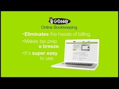 Check out this video to see how GoDaddy Online Bookkeeping can make a huge difference in your own business! http://youtu.be/tc8CHcfnUUs #GotItFree  GoDaddy Presents - From Invoicing to Tax Time, Online Bookkeeping Makes Doing Business Easier - YouTube