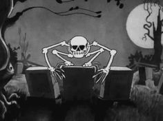 Dr. Theda's Crypt: We Started Yesterday about 4:00am....