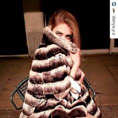 #Repost @danya.y.s with @repostapp ・・・ chinchillin #chinchillafur #chinchillaluxury #furdream #dreamfur #luxuryfur #luxury #fur #instastyle #instafur #instafashion #lovefur #furlove #sexyfur #furfun #fashionista #fashion #dream #LoveYouInChinchilla #love
