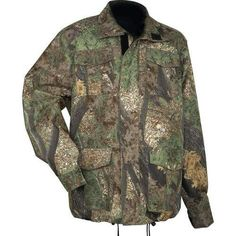 INVISIBLE CAMO JACKET - M