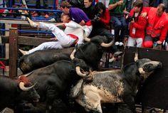Las fiestas populares de Pamplona tienen origen en la época medieval como evento comercial y fiesta popular
