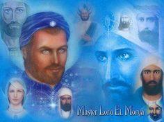 Mestre Ascensionado El Morya