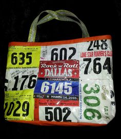 23 Cool Race Bib Collections