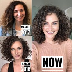 hair beauty - What Is The Curly Girl Method CGM Explained Really Curly Hair, Thin Curly Hair, Haircuts For Curly Hair, Short Wavy Hair, Curly Hair Tips, Curly Hair Care, Hairstyles With Bangs, Curly Hair Styles, Style Curly Hair