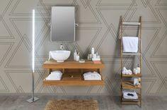 La linea Teak & White di Cipì - Bathroom scopre forme e volumi nuovi, trovando spazi storage preziosi e funzionali, entra nel quotidiano aiutandoci a vivere con più comodità le nostre abitudini. www.gasparinionline.it #bathroom #design #arredobagno #interiors #casa #arredamento