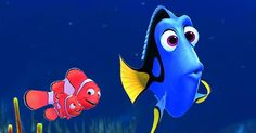 Pixar's 'Finding Dory' Motion Poster Asks 'Have You Seen Her?' -- Ellen DeGeneres' Dory appears to be lost in the ocean in a motion poster for Pixar's animated sequel 'Finding Dory', in theaters next summer. -- http://movieweb.com/finding-dory-motion-poster/