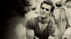 Pin for Later: The Romantic Evolution of Stefan and Caroline's Relationship They Don't Put Up With Each Other's Crap Stefan is not afraid to tease Caroline about her neuroses, and Caroline isn't above calling Stefan out for excessive broodiness.