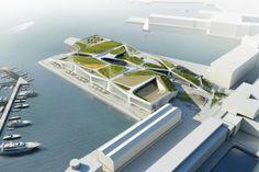 Projekt: Ponte Parodi - UNStudio