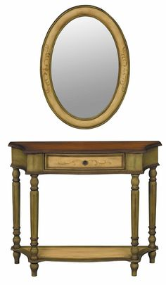 Oval Mirror, Find Furniture, Western Decor, Real Wood, Shabby Chic, Art Deco, Rustic, Antiques, Glass