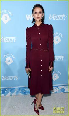Lea Michele, Julianne Hough, & Nina Dobrev Glam Up for Emmys Weekend!