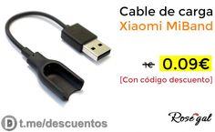 Cable de carga para Xiaomi MiBand por 009 - http://ift.tt/2hwl6Wg
