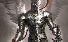 Angel warrior... :O