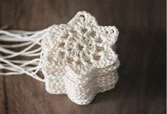 20 gifts to warm up your friends for winterBaby Yoda Inspired Amigurumi Free Crochet Pattern - knitting is as easy as 3 Knitting boils down to t Irish Crochet Patterns, Crochet Motifs, Freeform Crochet, Free Crochet, Crochet Butterfly, Crochet Flowers, Crochet Russe, Knitting Projects, Crochet Projects