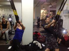 Découvrez la formation de TRX 2014 de nos professeurs de Fitness au Cercle Nation. Pour plus d'informations sur cette activité et les horaires des cours http://www.cerclesdelaforme.com/fr/TRX/ #trxparis #cours #fitness #cdlf