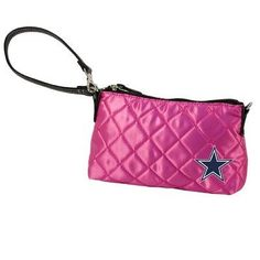 NCAA South Carolina, University of Pink Quilted Wristlet - - Littlearth's Quilted Collection is the perfect bag for the astute Sports Fan. This Quilted Wristlet measures Length x Width x Denver Broncos, Seattle Seahawks, Pittsburgh Steelers, Nfl Seattle, Indianapolis Colts, Pittsburgh Penguins, Miami Dolphins, Chicago Bulls, Nfl New England Patriots