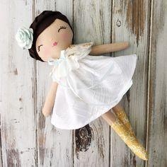Ireland  SpunCandy Classic Doll Heirloom Quality Doll by SpunCandy