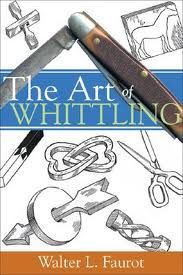 The Art of Whittling Walter Farout Many of the same projects and techniques from Tangerman's book above, but better illustrated and described. The focus is more on puzzles and tricks but a good resource