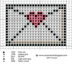 Love Letter Chart    Over 200 Free Charts with lots of Geek Fun