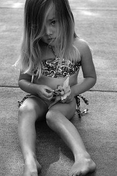 wild wild flower child….  Kimi & Li Bikini   Kids Bikini || Baby Swimsuit || www.kimiandlibikini.com