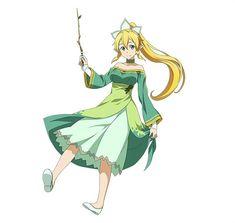 Leafa (ALO) ~ outfit 2