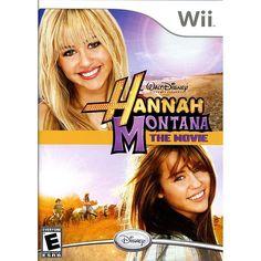 Hannah Montana The Movie - Nintendo Wii