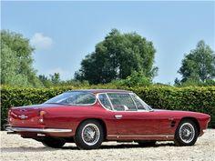 Maserati 5000 GT (#103.064) by Frua, 1963 - Photo: Tim Scott/RM Auctions