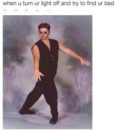 """The """"Feet Don't Fail Me Now"""" Pose: 
