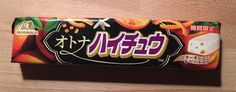 "Morinaga ""Hi Chew"" Honey & Kinkan Flavor, Japanese Candy, Seasonal Limited #Morinaga"