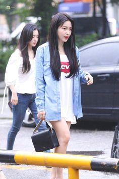 Fashion Idol, Kpop Fashion, Fashion 2018, Daily Fashion, Korean Fashion, Airport Fashion, Fashion Check, Kim Yerim, Red Velvet Irene