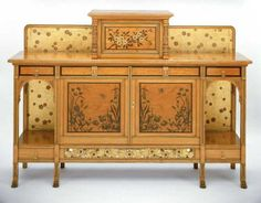 Herter Brothers, Cabinet. Museum of Fine Arts, Boston.