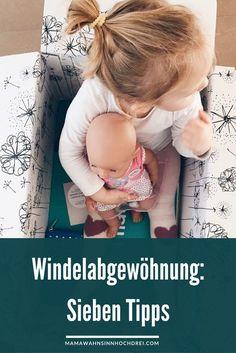 Winddlabgewöhnung: Weg mit den Windeln. Tipps von der Kinderärztin