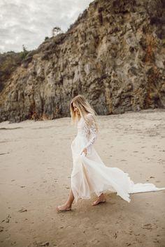 Beautiful long sleeve wedding dresses 54 | GirlYard.com