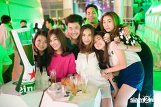 Heineken x Zaap Party pres. Then and Now at Central World