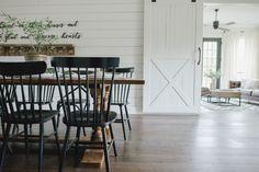 The Barndominium   Season 3   Fixer Upper   Magnolia Market   Dining Room   Chip & Joanna Gaines   Waco, TX