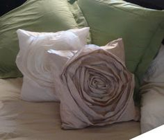 Shabby Chic Decoration Pillow