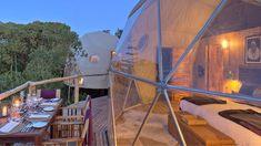 Pacific Domes Eco Resort Domes, Ngorongoro Crater, Tanzania – VIDEO Garden Igloo, World Heritage Sites, Tanzania, Glamping, Conservation, Tiny House, Environment, Tattoos, Summer
