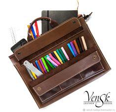 67dc4d793386 Сумки для ноутбуков ручной работы. Ярмарка Мастеров - ручная работа. Купить  Портфель кожаный.