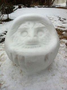 「すごい雪だるま」まとめ