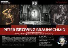 Workshops Lightroom, Photoshop, Workshop, Portrait, Dark Art, Creative, Movies, Movie Posters, Pictures