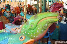 King Triton's Carousel of the Sea | King Triton's Carousel of the Sea at Disney California Adventure