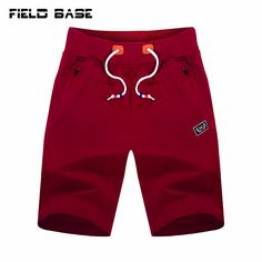 f5721035ac8 2017 Summer Brand Casual Men s bermuda Shorts Men Elastic band Jogger  Fitness 100%Polyester Breathable
