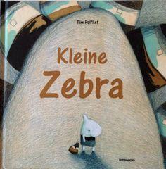 Het prentenboek 'kleine zebra' is een prentenboek die perfect in de lagere school kan gebruikt worden. Het zet de leerlingen aan tot denken dat iedereen anders is.
