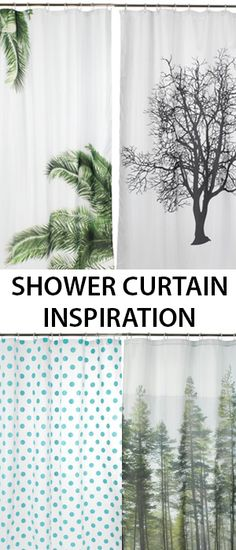 Shower curtain inspiration from JYSK. Choose from a range of bright graphics and prints for a beautiful interior design in your bathroom. Beautiful Interior Design, Bathroom Interior Design, Curtain Inspiration, Colorful Shower Curtain, Bathroom Styling, Bathroom Accessories, Range, Graphics, Bright