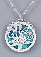 Kelly Morgan jewelry--goddess inspired