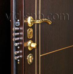 Входная дверь Stardis Gold (замки и фурнитура) 01