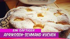 ♨Thermomix® TM5®♨Aprikosen/Pfirsich-Schmand Kuchen sehr lecker und schnell - YouTube