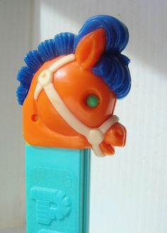 Pony pez dispenser!